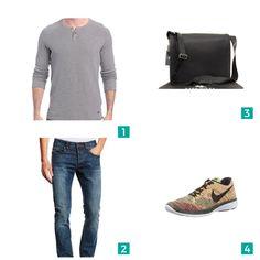 """Männer Outfit """"Alltagsoutfit II """". Auf mensway.de findest Du viele verschiedene Outfits für Männer."""