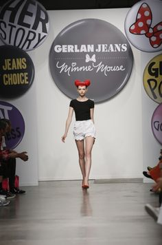 Minnie Mouse-inspired Collection from Gerlan Jeans (see more: di.sn/h83)