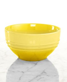Le Creuset Cereal Bowl $19.00 for one bowl