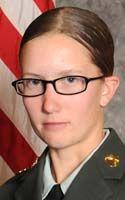 Spec. Erica P. Alecksen, 21,  Eatonton, PA  978th MP Co.  Ft Bliss, TX,  KIA Jul 8, 2012 | Faces of the Fallen | The Washington Post