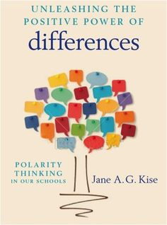 Kise, J. (2014) Unleashing the positive power of differences : polarity thinking in our schools. Thousand Oaks: Corwin