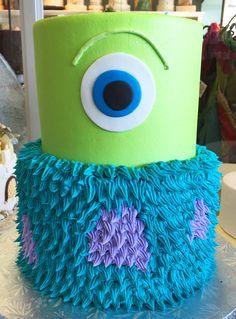 Monsters, Inc. - Cake # 157.