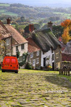 Shaftesbury, Dorset,