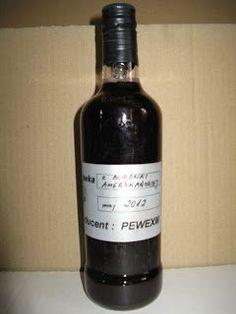 PewexM: Nalewka z borówki amerykańskiej