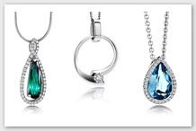 Jewellery Photography by Sussex Product Photographer Bernard Bleach Horsham