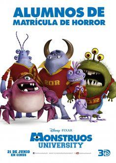 Monsters University (2013) ~1eyeJACK~