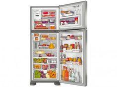 Geladeira/Refrigerador Brastemp Frost Free Duplex - 429L Ative! BRM50NK Platinum