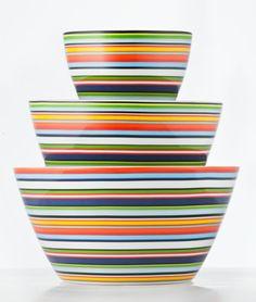 (2011-05) Iittala Origo bowls