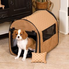 Petmate Indoor Portable Pet Home Dog Houses At Hayneedle