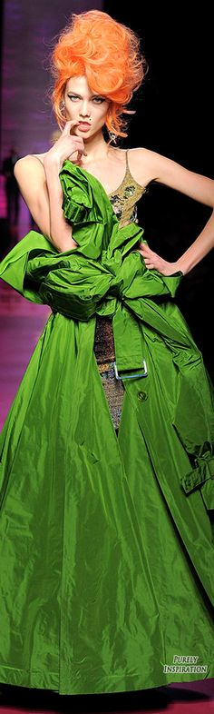 Jean Paul Gaultier SS2012 Haute Couture | Purely Inspiration