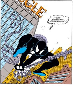 From McFarlane's first issue of ASM, #298