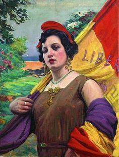 Alegoría de la Republica Española