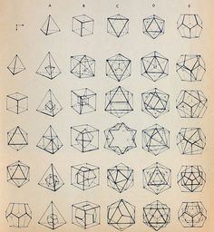 Geometry Shapes Geometric shapes of #vision