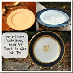 http://www.weirdunsocializedhomeschoolers.com/art-and-history-kits/