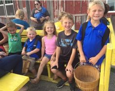 Apple Orchards, Pumpkin Patches, and Playdates, Oh My!