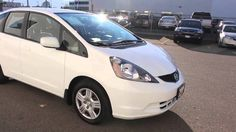 2014 Honda Fit LX - One Owner - Local - Extremely Low KMs - Harmony Certified - Kelowna BC 250.860.6500 www.harmonyhonda.com #Honda #Fit #ForSale #Kelowna