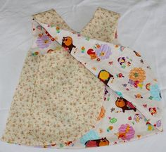 Reversible Pinafore | Craftsy