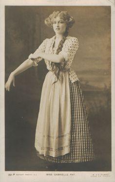 Gabrielle Ray (Rotary 391 P)