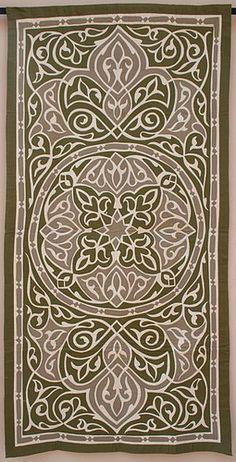 7 Adil Awad for Ahmed Naguib Islamic Art Pattern, Pattern Art, Cardboard Design, Arabesque Pattern, Chip Carving, Medallion Quilt, Prayer Rug, Line Art, Carpets