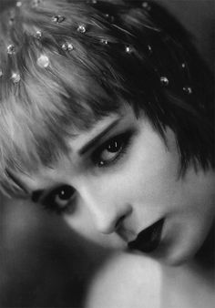 """The tragedy of film history is that it is fabricated, falsified, by the very people who make film history."" Louise Brooks."