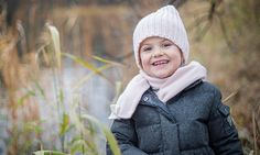 The most adorable pictures of Princess Estelle of Sweden - HELLO! CA