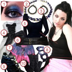 Amy Lee · DIY The Look · Cut Out + Keep Craft Blog