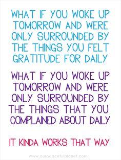 Gratitude on the Go! Gratitude Activity