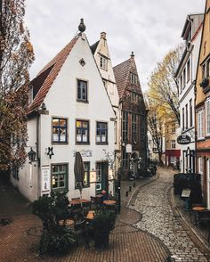 This such a cute little street to walk down in the Winter and Summer and rest of the seasons!