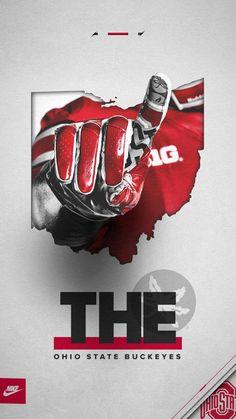 Sport design poster u. states 19 ideas for 2019 Ohio State Football, Ohio State University, Ohio State Buckeyes, American Football, College Football, Football Program, Sport Football, Sports Teams, Modele Flyer