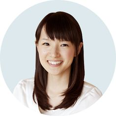 MARIE KONDO now has a website!!!!! Be sure to check the EN (English) version rather than the JP (Japanese) version