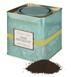 Fortnum  Mason British Tea Irish Breakfast 250g Loose English Tea in a Gift Tin Caddy 1 Pack  Seller Model Id Libsfl098b  USA Stock -- Check this awesome product by going to the link at the image.