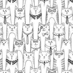 tło w koty - Hledat Googlem