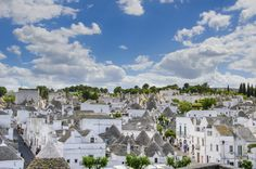 Alberobello, Italy | 19 Truly Charming Places To See Before You Die