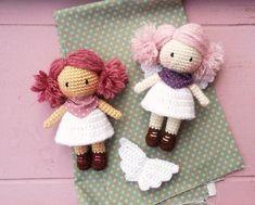 Crochet doll: