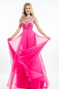 Rachel Allan Prom Dress 7080