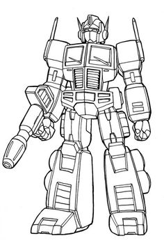 free coloring pages for boys transformers costume | Yellow Transformer Bumblebee Coloring Page Printable for ...