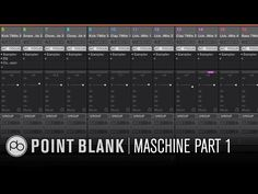 Native Instruments Maschine Tutorial Part 1: Routing & The Mixer -