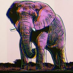 African Elephant (From the Endangered Species Series)