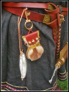 Viking belt`s and accessories