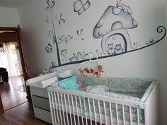 ninu  klups  dalia  babaszoba  gyerekszoba  kiságy  gyerekágy  szürke   fehér  baba  bútor  otthon  babyroom  kidsroom  cot  white  grey   furniture  baby   ... c5472e0d85
