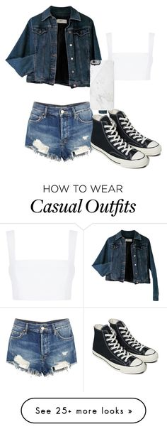 """""""Casual Cool"""" by jajshhshsh on Polyvore featuring Free People, Moschino, Nicholas, Converse and Native Union"""