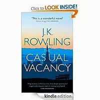 The Casual Vacancy by J. K. Rowling £1.99 1