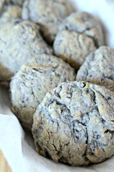 Hannah's blueberry-sage biscuits look like perfection, don't they?  via @housevegan