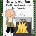 Now and Ben (Lesson 30, Unit 6)   (7 Literacy Centers) + Worksheets, Booklets, (70 Pages) Common Core Aligned  **Supplemental activities to use wit...