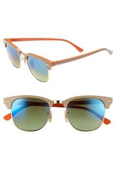 Ray-Ban Clubmaster Z 51mm Sunglasses | Nordstrom