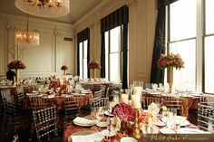 Glamorous Ballroom Philadelphia Wedding from Philip Gabriel Photography