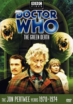 The Green Death : Jon Pertwee (Third Doctor) : 9 million viewers watched the doctor battle giant maggots and green people in 1975 .