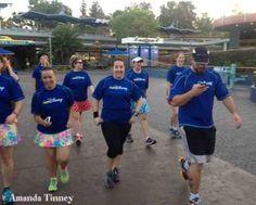 NBD Just running next to Joey Fatone! | 2013 Disneyland Half Marathon Weekend runDisney Meet Up | Disneyland Half Marathon | Running at Disney #runDisney #DisneylandHalf #DumboDoubleDare #DDD #Disneyland10K #Disneyland5K