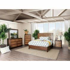 Discover the best coastal bedroom furniture sets, which includes matching coastal beds, beach dressers, coastal headboards, beach nightstands, and more. 5 Piece Bedroom Set, Bedroom Sets, Master Bedroom, Bedroom Decor, Antique Bedroom Furniture, Bed Furniture, Coastal Furniture, Bamboo Panels, Meridian Furniture