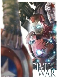 Civil War: Iron Man - Andy Tantowi